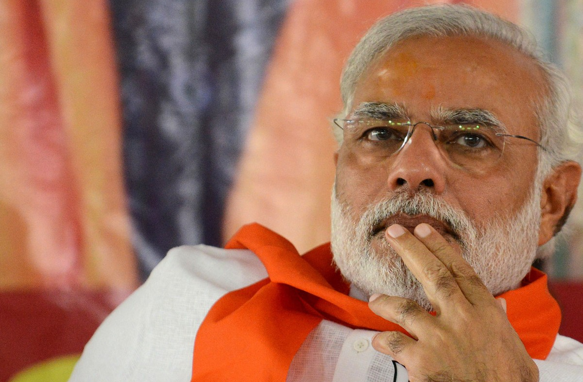Narendra Modiwas ostracized by the United States for more than a decade. As it became increasingly clear in recent months that he was likely to become India's next leader, the U.S. and European countries began to reach out to him